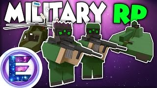 MILITARY RP - Big attack on the City - Martial Law is now in effect - Unturned Roleplay