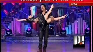 Madhuri Dixit Dance with Akshay Kumar and Rishi Kapoor at Jhalak Dekhla Ja