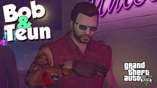 GTA V Online #59 - BOB EN TEUN WORDEN DRONKEN!! (GTA 5 Roleplay)