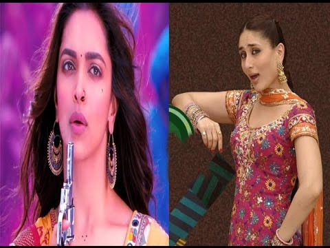 7 Most Famous Bollywood Female Characters - Stunning Female Characters