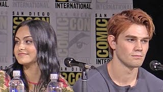 Riverdale panel at Comic-Con San Diego 2017
