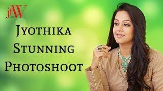 Jyothika Stunning Photoshoot | JFW Cover Shoot with Jyothika | May 2015 | JFW Magazine