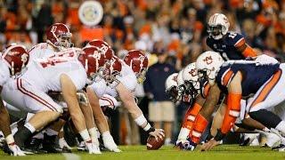 Alabama Vs Auburn Full Football GAME HD 2014
