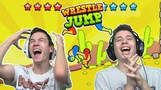AZT A REKTES MINDENIT, EZ DURVÁBB MINT EGY RAGE GAME!!!   Flash BANG - Wrestle Jump