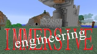 [Обзор][1.7.10] Immersive Engineering - часть 1 - EP106S1