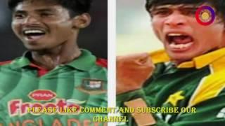 দেখুন আমির থেকে মুস্তাফিজ সেরা যুক্তি দিয়ে বললেন ভারতীয় গ্রেট ক্রিকেটার। Bangladesh Cricket