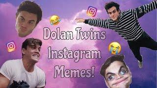 Dolan Twins insta memes
