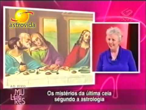 Mara Muniz O quadro A Última Ceia de Leonardo da Vinci parte 2 3