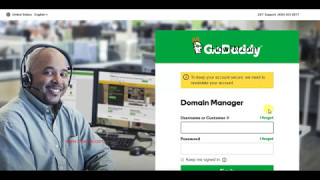 How to transfer Domain ownership to another person server godaddy