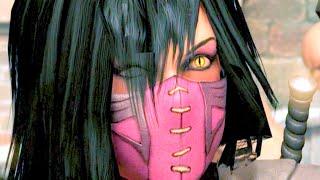 Mortal Kombat XL Full Story All Cut-Scenes