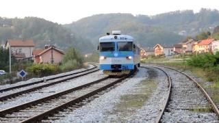 Vlak Đurmanec-Zagreb