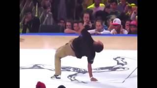 Freestyle Dance This Guy's Is Damn Near Inhuman 2016 HD
