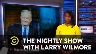 The Nightly Show - #HashItOut with Franchesca Ramsey - Bill O