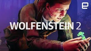 Wolfenstein 2 | Hands-On | E3 2017