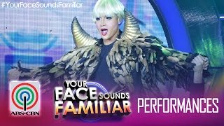 "Your Face Sounds Familiar: Edgar Allan Guzman as Vice Ganda - ""Boom Karakaraka"""