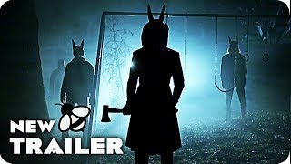 JACKALS Trailer (2017) Horror Movie