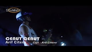 ARIF CITENX - CENUT CENUT [ OFFICIAL KARAOKE MUSIC VIDEO LIVE BALI ]