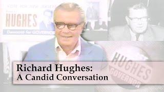 "Richard Hughes ""A Candid Conversation"" (1988 NJN Television)"