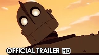 The Iron Giant: Signature Edition Official Trailer (2015) - Brad Bird's directorial debut re-release