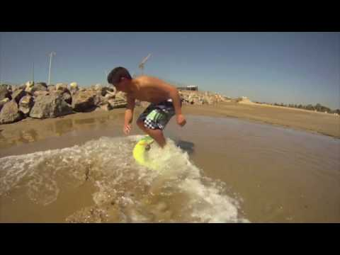 Skimboard Burriana 2010 HD