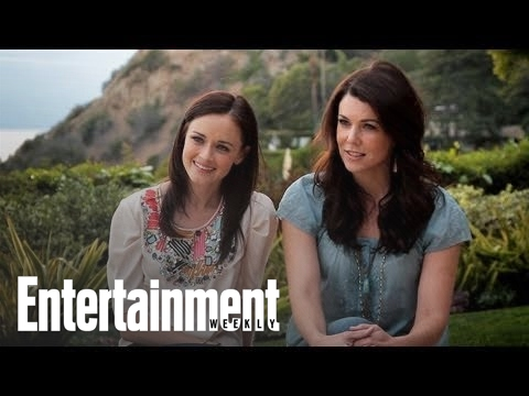 Gilmore Girls': Alexis Bledel & Lauren Graham Talk Rumors of a Movie | Entertainment Weekly