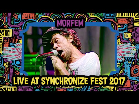 Morfem Live at SynchronizeFest - 6 Oktober 2017