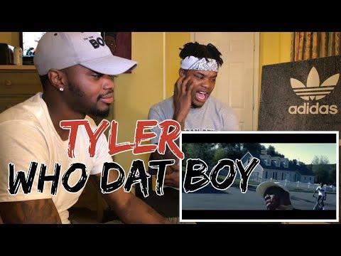 Tyler, The Creator - Who Dat Boy - REACTION