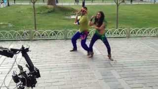 Bollywood Dance Filming in Istanbul