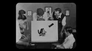 """Alice's Wonderland"" (1923)- Walt Disney's Laugh-O-Grams/ Walt Disney's Alice Comedies"