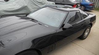My 86 Corvette 4+3 Z51