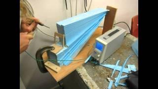 Hot wire cutting