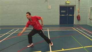 How To Do Warm Ups Before Playing Badminton