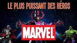 LE PLUS PUISSANT DES HÉROS MARVEL COMICS ! - ComiXrayS