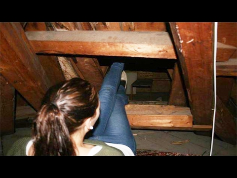 Top 15 Creepiest Secret Rooms Ever Found