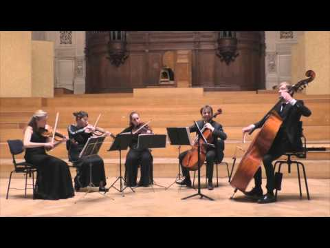 St. George Quintet - The Beatles - Eleanor Rigby