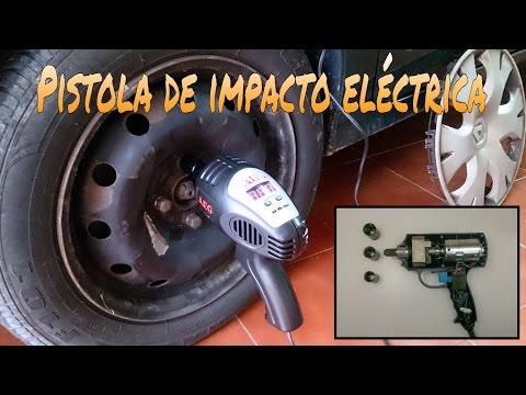 PISTOLA DE IMPACTO ELÉCTRICA QUÉ ES CÓMO FUNCIONA Y REPARACIÓN DE AVERÍAS