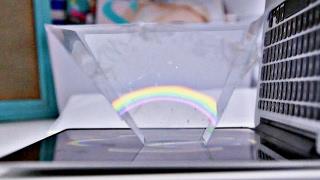 DIY Hologram 👽
