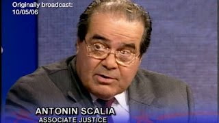 TIA&TW: On Being An American, Part I (Feat. Justice Antonin Scalia)