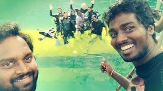 Atlee shoots a risky underwater scene with Vijay for Theri | Hot Tamil Cinema News