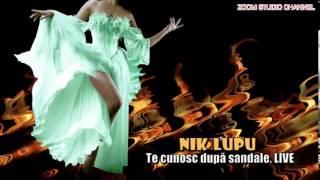 NIK LUPU - TE CUNOSC DUPA SANDALE, LIVE, ZOOM STUDIO
