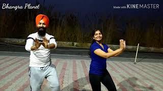 Jhoomar on AKHAR song | NIMRAT KHAIRA | lahoriye movie | Bhangra Planet hisar