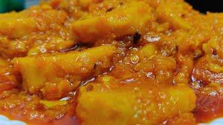 स्पेशल बेसन गट्टे की सब्ज़ी| Besan Gatte Ki Sabzi| Rajasthani Gatta Curry | Rajasthani Gatte