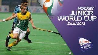 Pakistan vs India - Men's Hero Hockey Junior World Cup India 9th/10th Place [14/12/2013]