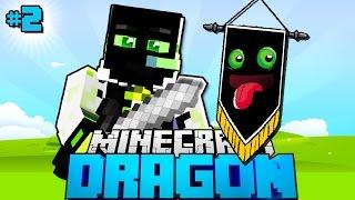 TRETE TEAM ARAZHUL BEI?! - Minecraft Dragon #02 [Deutsch/HD]