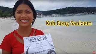 Koh Rong Sanloem - Kingdom of Cambodia