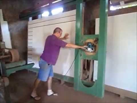 Máquina seccionadora vertical fabricação própria