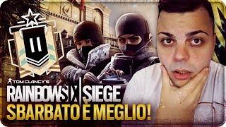 GIOCARE SENZA BARBA E' MEGLIO !!! [Rainbow Six Siege]