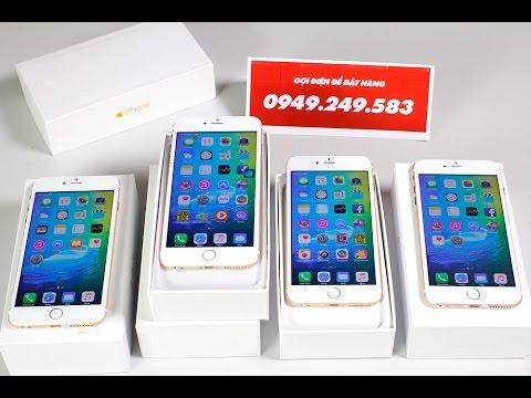 iPhone 6 Đài Loan Loại 1 3Tr2 CPU 8 nhân Chơi game 3D không giật