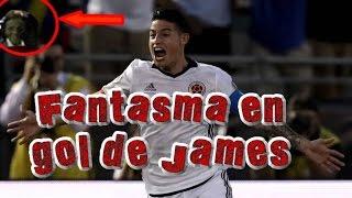 Fantasma en gol de James Rodriguez/Jhoanoty Vlogs