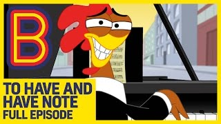 Marvo the Wonder Chicken | To Have and Have Note | Full Episode